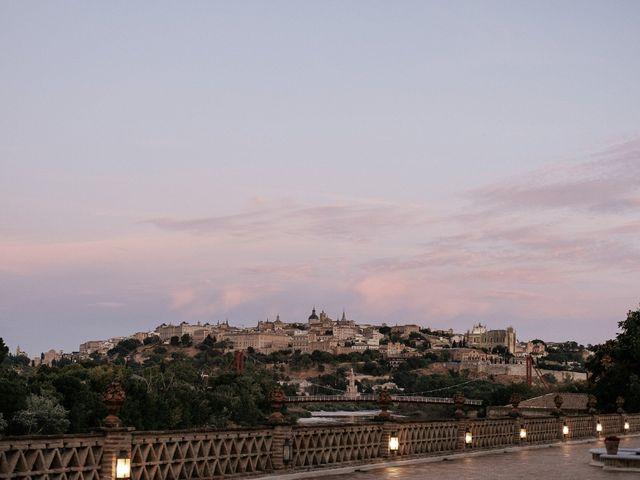 La boda de Daniel y Holanda en Toledo, Toledo 53