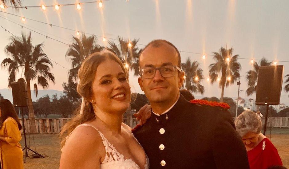 La boda de Cristian y Cristina en Almería, Almería