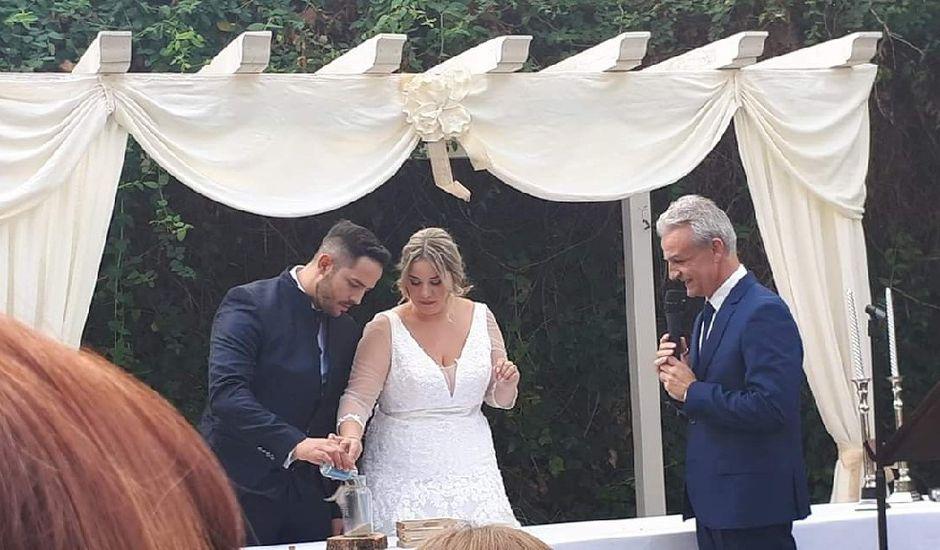 La boda de Fernando y Jessica  en Campillos, Málaga
