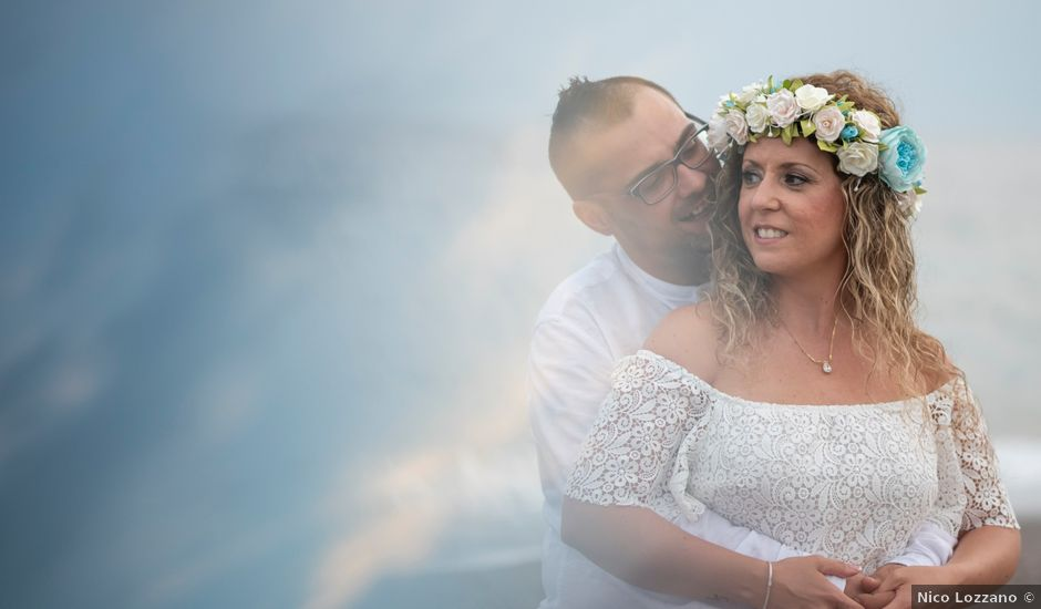 La boda de Germán y Eli en Adra, Almería
