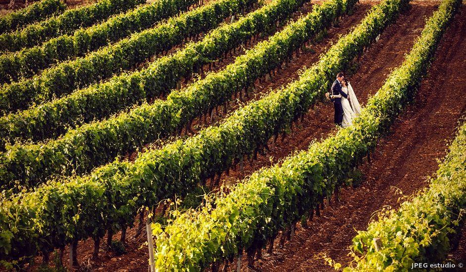 La boda de Rodrigo y Rocío en Logroño, La Rioja