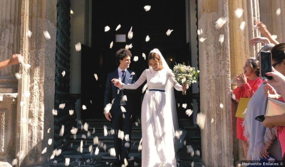 La boda de David y María en Sevilla, Sevilla