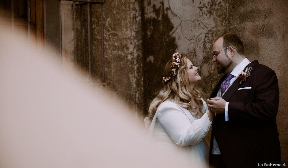 La boda de Alberto y Esperanza en Mairena Del Alcor, Sevilla