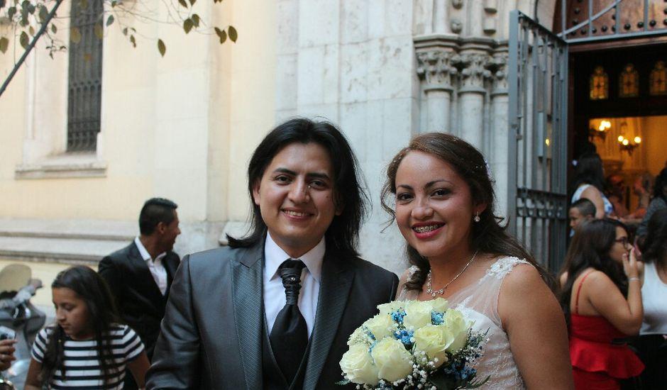 La boda de Héctor y Doris en Madrid, Madrid