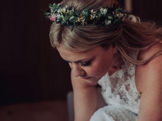 La boda de Ivonne y Basti 1