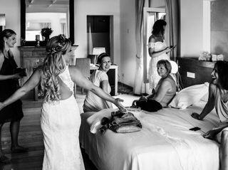 La boda de Ivonne y Basti 2