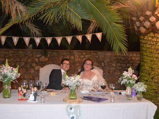 La boda de Joan Llabrés y Aina Maria Santandreu