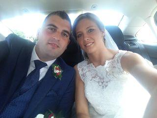 La boda de Leti y Alberto