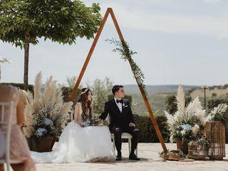 La boda de Iasmina y Jairo