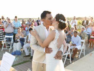 La boda de Mar y Javier