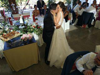 La boda de Ana Mª y Javi 1