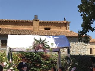 La boda de Ana Mª y Javi 2