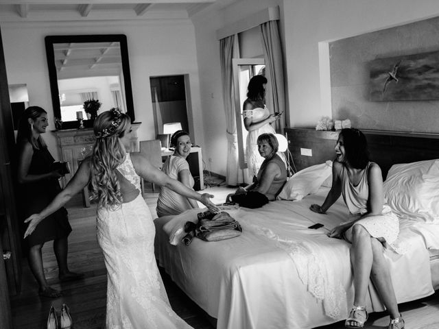 La boda de Basti y Ivonne en Andratx, Islas Baleares 9