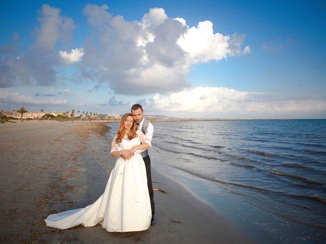 La boda de Jose y Sonia en Elx/elche, Alicante 2