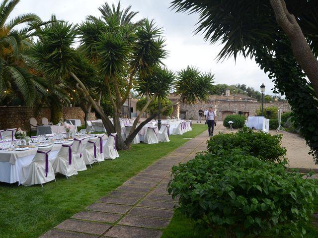La boda de Aina Maria Santandreu y Joan Llabrés en Porreres, Islas Baleares 2