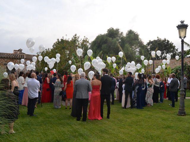 La boda de Aina Maria Santandreu y Joan Llabrés en Porreres, Islas Baleares 5
