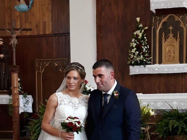 La boda de Alberto y Leti en Arzua, A Coruña 5