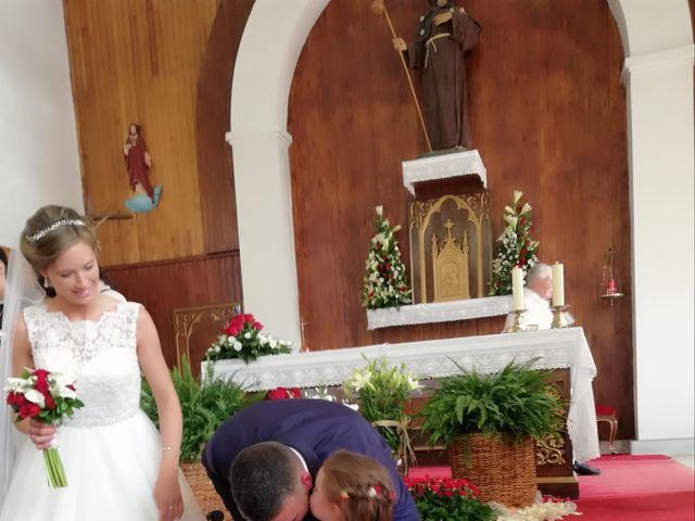 La boda de Alberto y Leti en Arzua, A Coruña 7