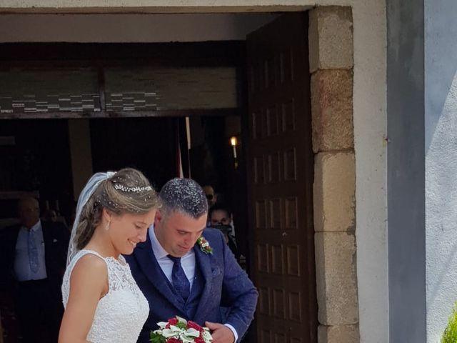 La boda de Alberto y Leti en Arzua, A Coruña 1