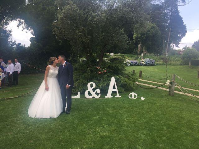 La boda de Alberto y Leti en Arzua, A Coruña 8