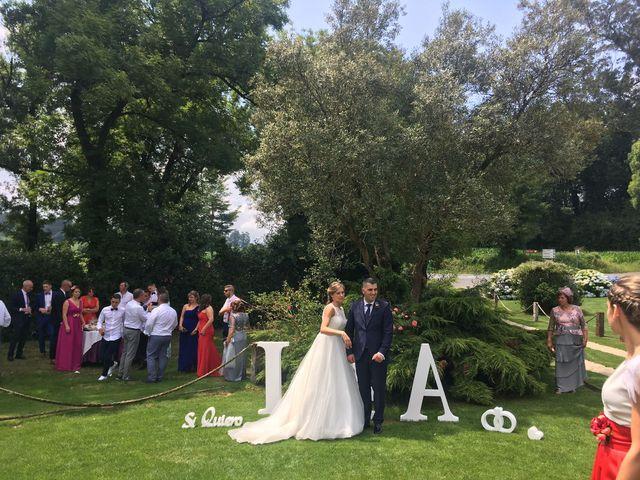 La boda de Alberto y Leti en Arzua, A Coruña 9