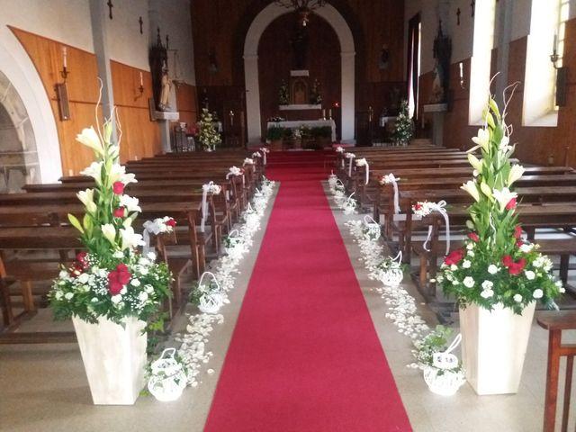 La boda de Alberto y Leti en Arzua, A Coruña 2