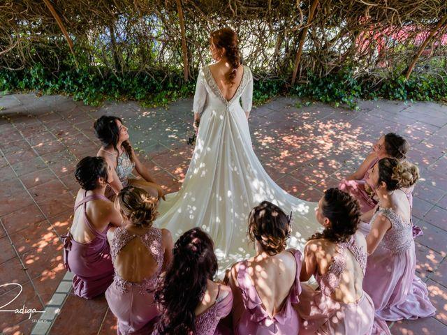 La boda de Daniel y Sheila en Hornillos De Eresma, Valladolid 1