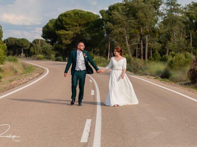 La boda de Daniel y Sheila en Hornillos De Eresma, Valladolid 3