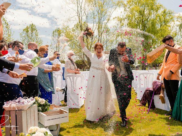 La boda de Daniel y Sheila en Hornillos De Eresma, Valladolid 4