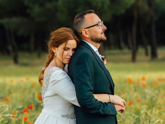 La boda de Daniel y Sheila en Hornillos De Eresma, Valladolid 5