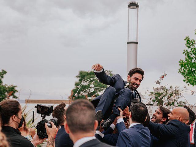 La boda de Victor y Raquel en Granada, Granada 1