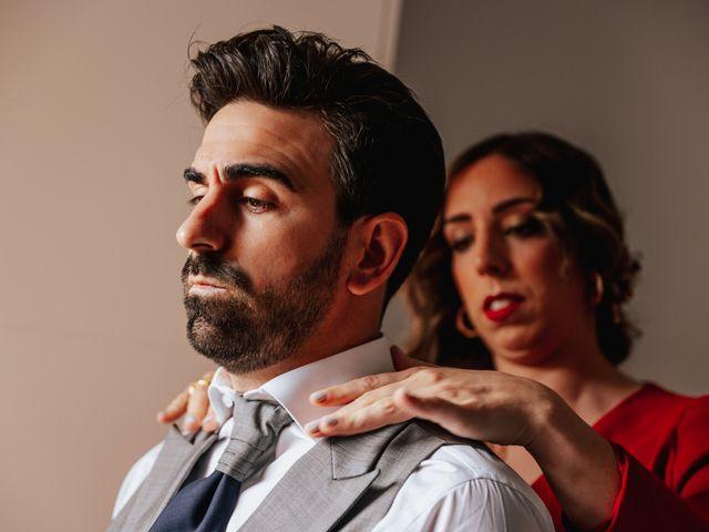La boda de Victor y Raquel en Granada, Granada 7