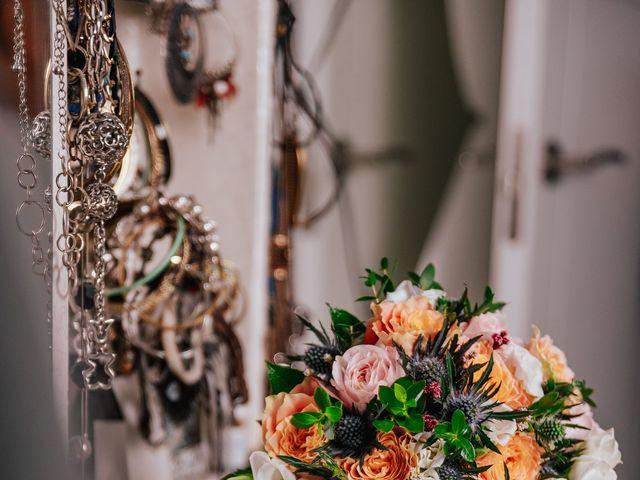 La boda de Victor y Raquel en Granada, Granada 9