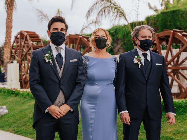 La boda de Victor y Raquel en Granada, Granada 17