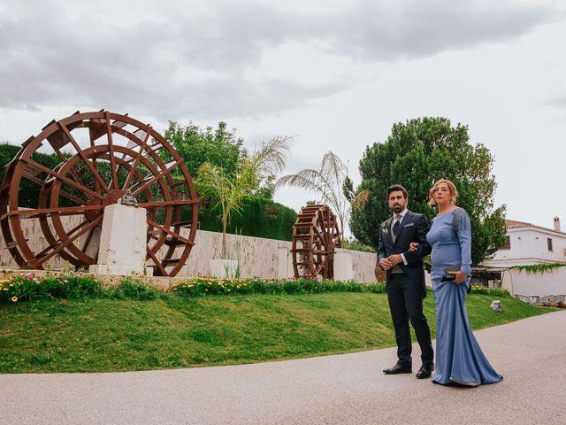 La boda de Victor y Raquel en Granada, Granada 18