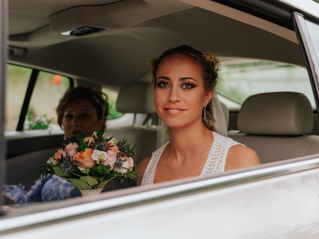 La boda de Victor y Raquel en Granada, Granada 20