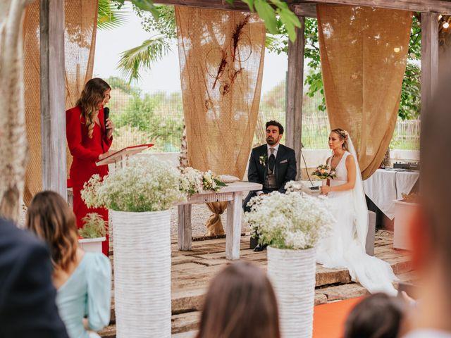La boda de Victor y Raquel en Granada, Granada 24