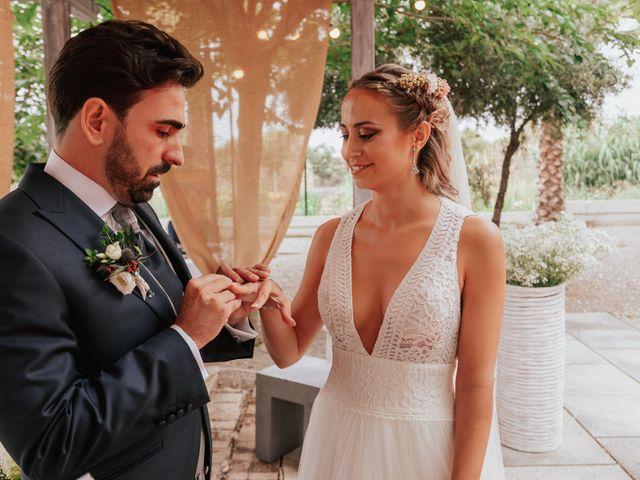 La boda de Victor y Raquel en Granada, Granada 29