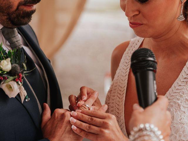 La boda de Victor y Raquel en Granada, Granada 30