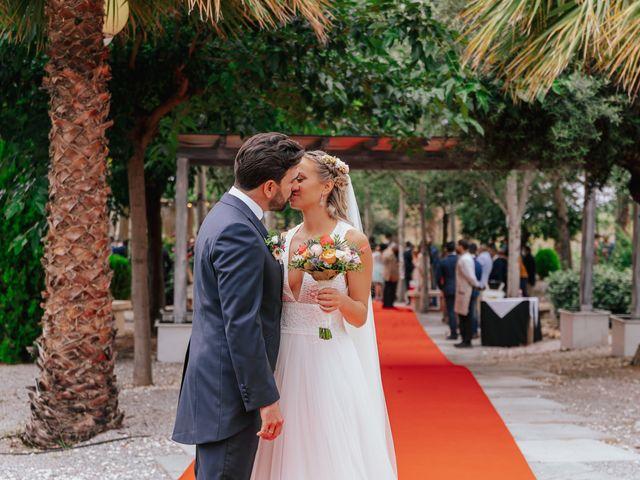 La boda de Victor y Raquel en Granada, Granada 32