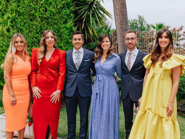 La boda de Victor y Raquel en Granada, Granada 34