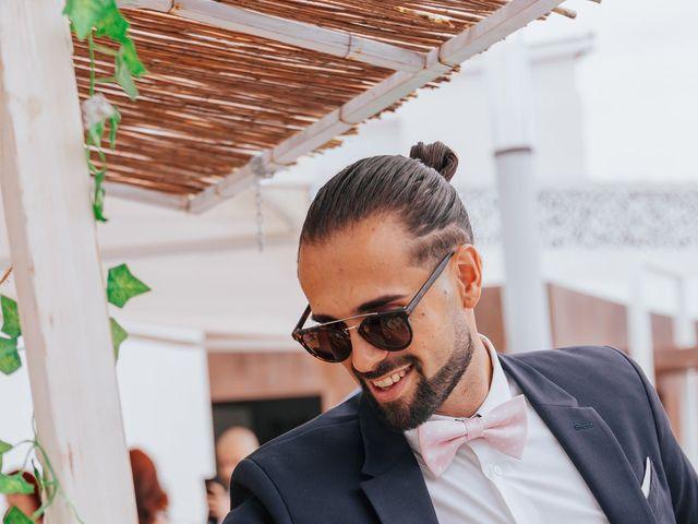 La boda de Victor y Raquel en Granada, Granada 35
