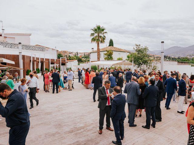 La boda de Victor y Raquel en Granada, Granada 36