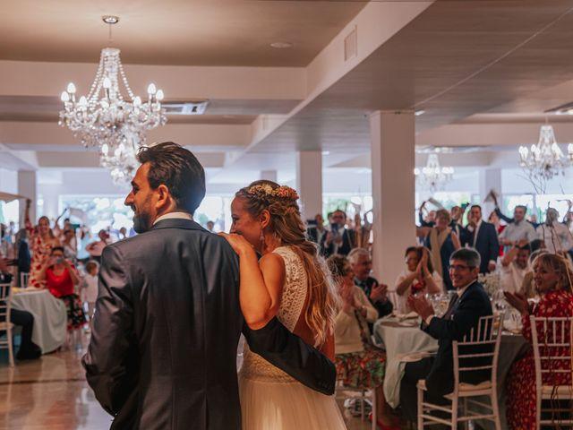 La boda de Victor y Raquel en Granada, Granada 45