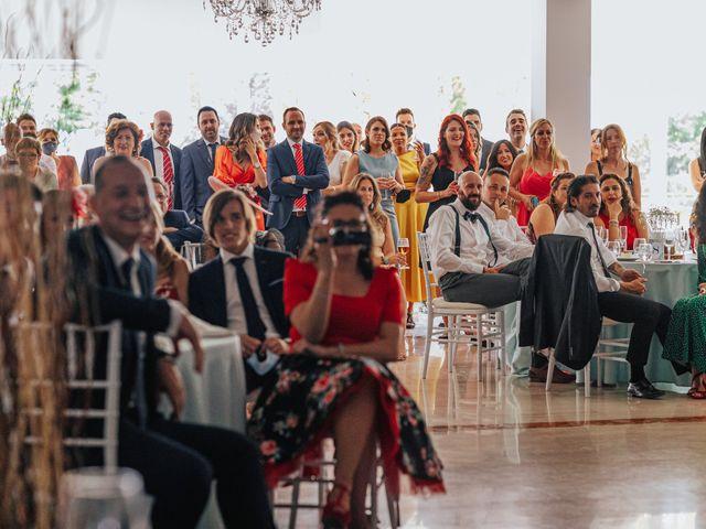 La boda de Victor y Raquel en Granada, Granada 54