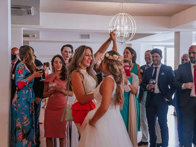 La boda de Victor y Raquel en Granada, Granada 58