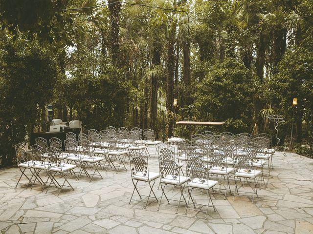 La boda de Yesenia y Mario en Chinchon, Madrid 1