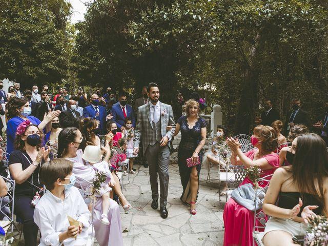 La boda de Yesenia y Mario en Chinchon, Madrid 11