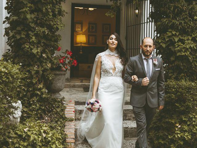 La boda de Yesenia y Mario en Chinchon, Madrid 12