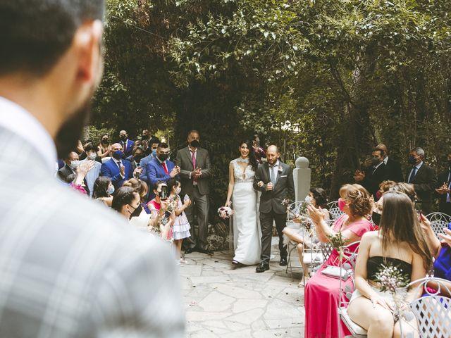 La boda de Yesenia y Mario en Chinchon, Madrid 14